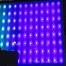 Nuevo piso interactivo de LED
