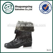 Quente de halterofilismo sapatos B-813