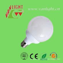 Глобус формы CFL 24Вт (VLC-GLB-24W), энергосберегающие лампы