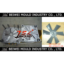 Plastic Injection Fan Blade Mould