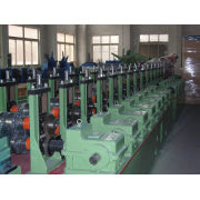 High Speed C Z Purlin Forming Machine / Rollformer Main Engine With Plc Control System