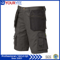 Lightweight Multi Pockets Casual Mens Work Shorts (YGK112)