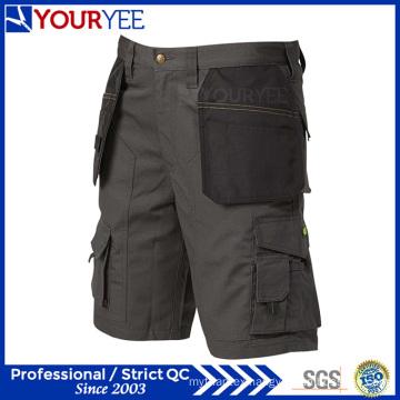 Lightweight Multi Pockets Casual Mens Work Shorts (YGK112)