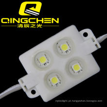 DC12V 4PCS 5050 High Power Injeção LED Módulo Epistar Chips