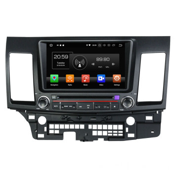 Android bilstereo Navigation for Lancer 2006-2012