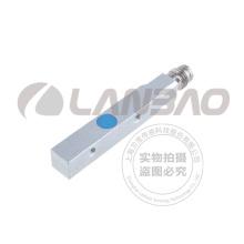 Sensor inductivo de la aleación de aluminio del rectángulo de Lanbao (LE82-E1 DC3)
