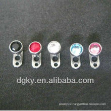 Body piercing jewelry dermal anchors piercing