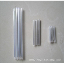 low price shenzhen 20mm 40mm 45mm 60mm optic fiber heat shrink tube protection strong steel pin needle