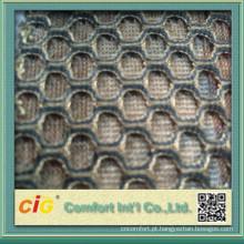 2015 design novo tecido de malha industrial de poliéster 100%