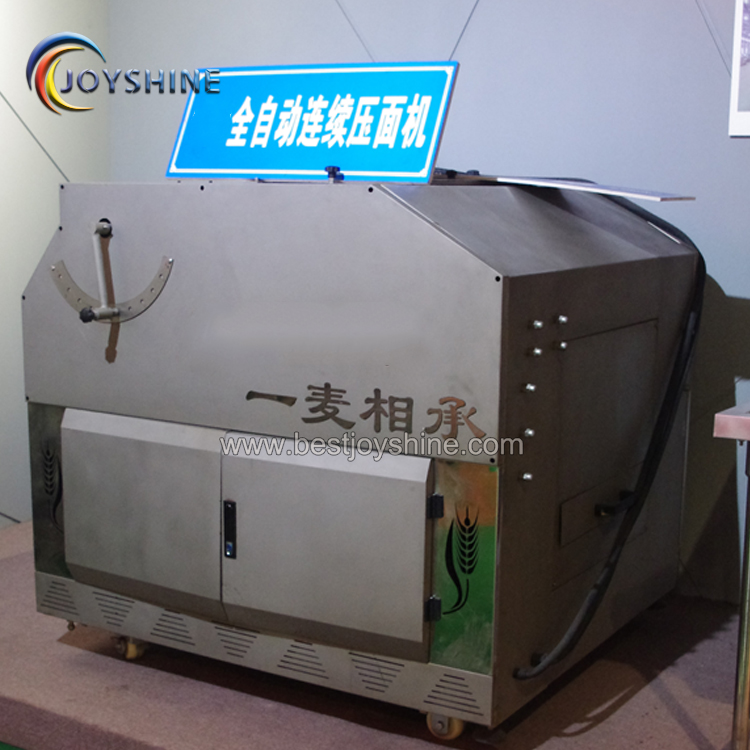 continously dough pressing machine
