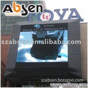 P20 led video wall for advertising