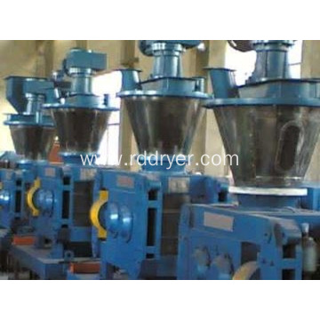 Dry Roll Press Granulator Machine for Fillers Materials