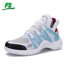 Высокая-топ спортивная обувь лодыжки-высокие кроссовки высота увеличение спортивная обувь для женщин