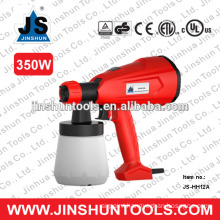 JS 350W Electric Paint Spray Gun 800ml DIY Electric Spray Gun, JS-HH12A