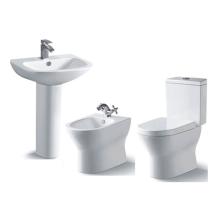 sanitary ware washroom ceramic set Item:A1004B