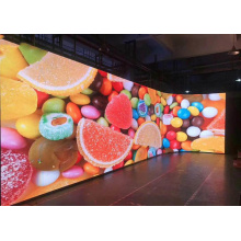 High Definition Indoor Curved Led Display