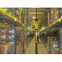 Ebilmetal Teardrop Pallet Racks Automatic Warehouse Storage System as/RS Steel Shelf Metal Rack