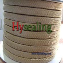 Embalagem de fibra de aramida com um uso extremamente rígido