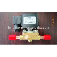 Фреоновый соленоидный клапан 220в переменного тока