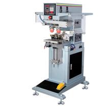 Máquina de tampografía de 2 automática vertical del Color