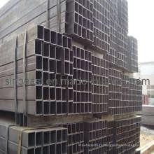 Tube carré en acier de 15 mm à 300 mm (SE04-6)