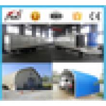 Langspannen-Dachbahn-Walzenformmaschine