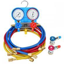 Вентиляции и Кондиционирования хладагентом R410a многообразие калибровочных набор 2 клапана 3 шланга