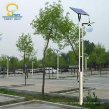O jardim solar do poder superior de alumínio de Morden conduziu o preço solar claro claro da luz de rua