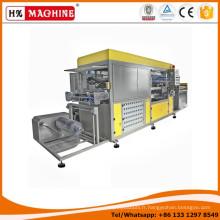 Machine en plastique automatique de fabrication de plateau, vide acrylique formant la machine