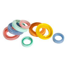 O Ring Rubber Seal Waterproof Elasticity PTFE Rubber O Seal Ring