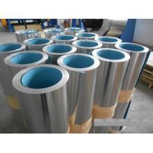 Bobina de chapa de aluminio con papel Kraft / Polysurlyn para aislamiento térmico