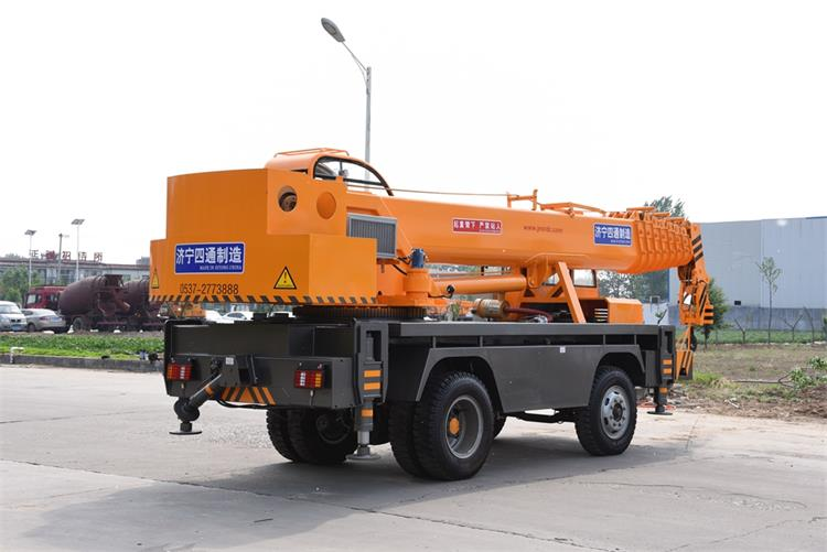 16 ton engine crane
