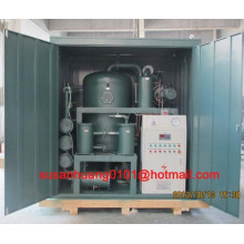 Transformer oil filtration plant/ oil purification / oil processing plant