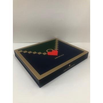 Custom Luxury Cardboard Cosmetics Packaging Box