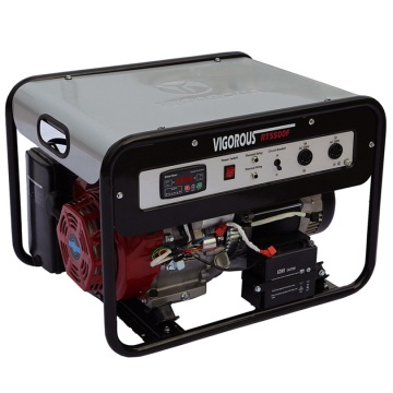6KW Open Type Gas Power Generator