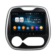 Octa core car auto multimedia voor Capture