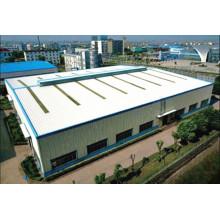 Erección de taller prefabricado de estructura de acero (KXD-SSB1291)