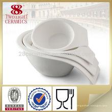Wholesale utilisé vaisselle en porcelaine, produit de cuisine en porcelaine chinoise