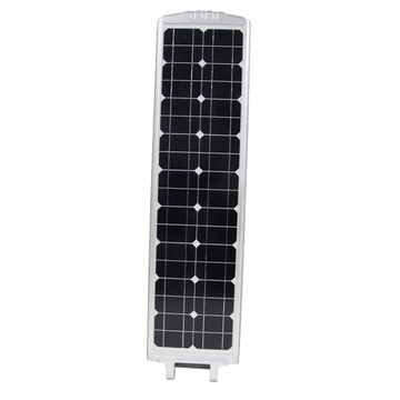 All in One 60W Solar LED Street Light