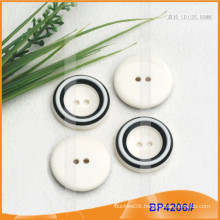 Polyester button/Plastic button/Resin Shirt button for Coat BP4206