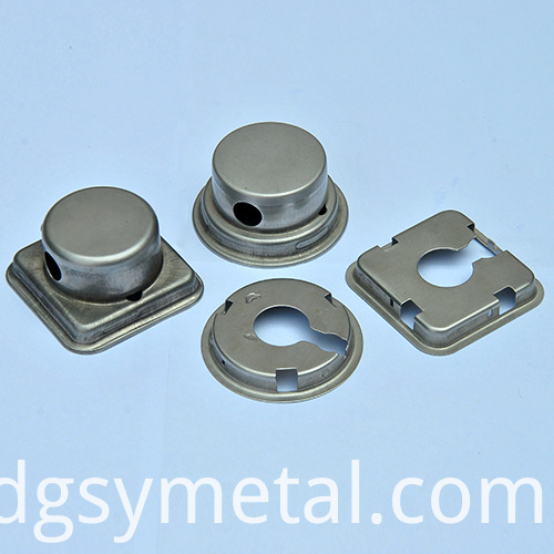 Aluminum Lighting Fixture Parts