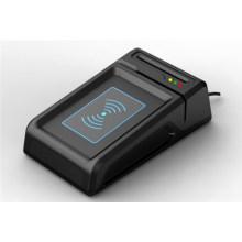 Gravador Cartão RFID Cartão IC de contato Leitor magnético