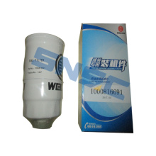 Weichai WD615 Engine Parts 1000816691 Oil Filter SNSC