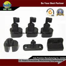 Elektrische drehende Ersatzteile Plastik CNC-fräsende Bearbeitung / CNC