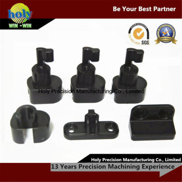 Peças sobresselentes de giro fazendo à máquina do CNC do plástico elétrico / CNC que gerenciem