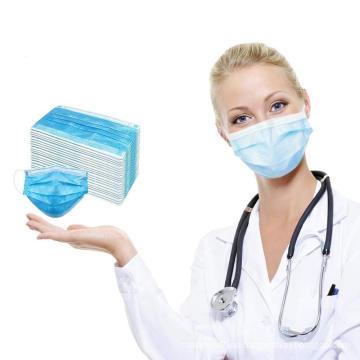 Evite Salpicar Saliva Mascarilla Médica Mascarilla Desechable
