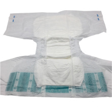 high quality adult diapers with blue ADL and wetness indicator manufacturer