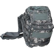 Militar táctico hombro camo mochila