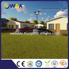 (WAS1013-36D)China Prefab Modular Houses/Prefabricated Modern House