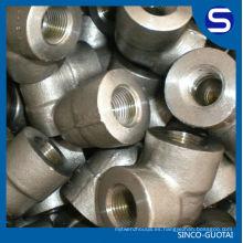 accesorios de tubería forjados / bs3799 forjados de tubería de alta presión